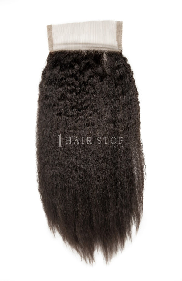 Kinky Straight Closures