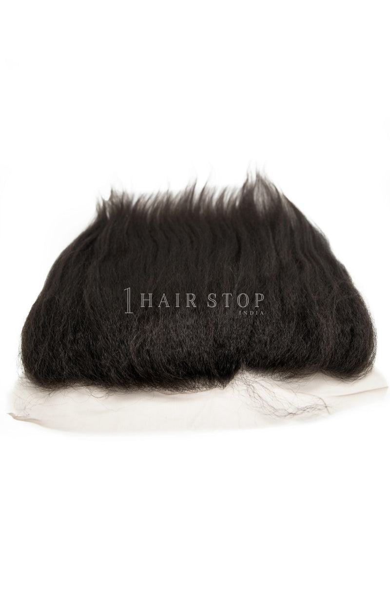 Kinky Straight Swiss Lace Frontals