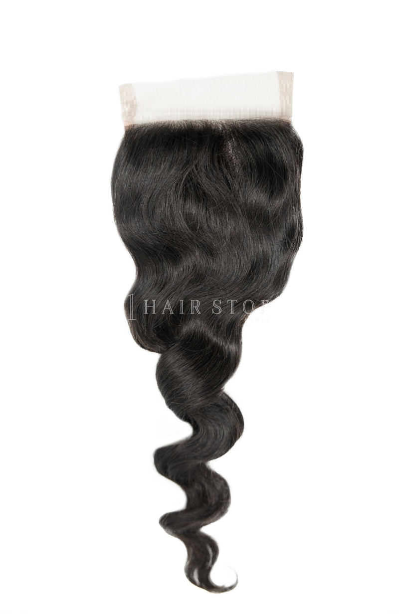 Brazilian Loose Wave closures with bundles