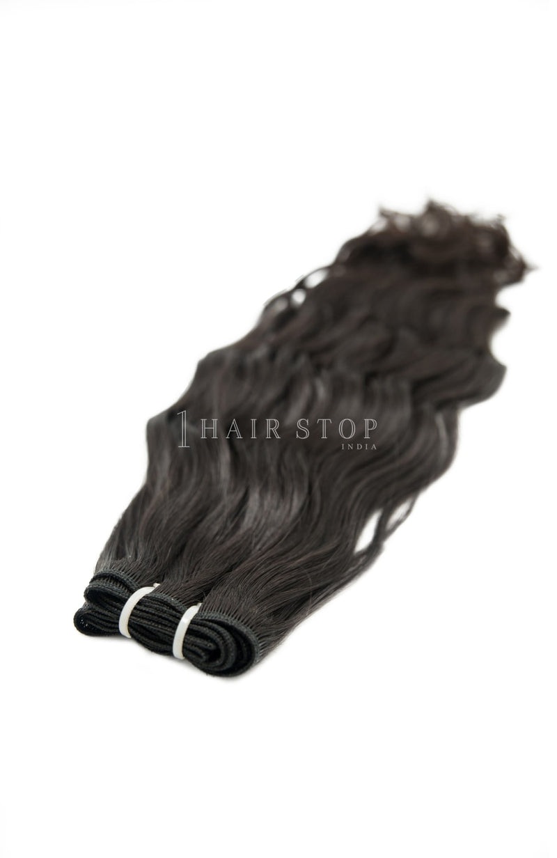 Mink Brazilian Wavy Hair 4 Bundle Deal