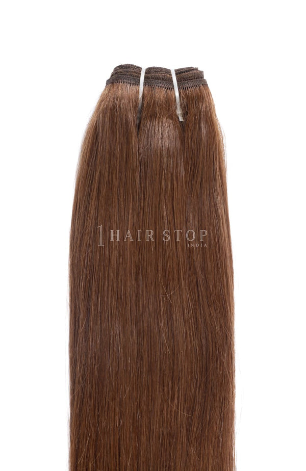 Brown Hair Weaves - Virgin Hair