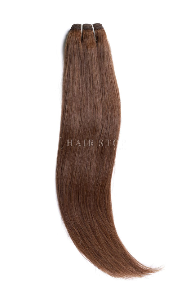 Natural Brown Hair Bundles - Sew-in Extensions