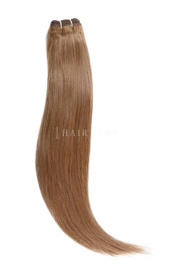 Straight Brown Hair bundles - Indian Hair Bundles