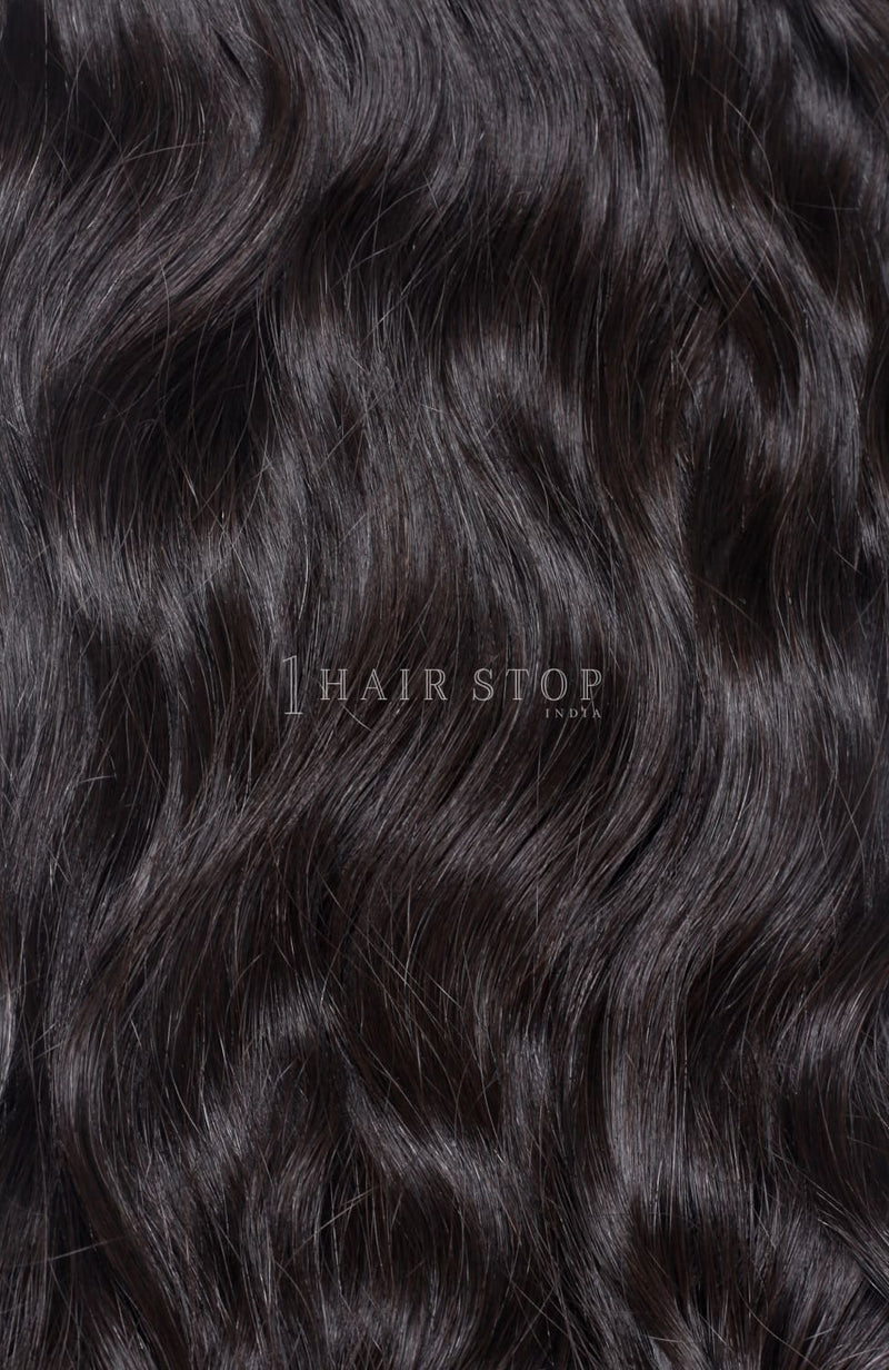 Raw virgin remy hair