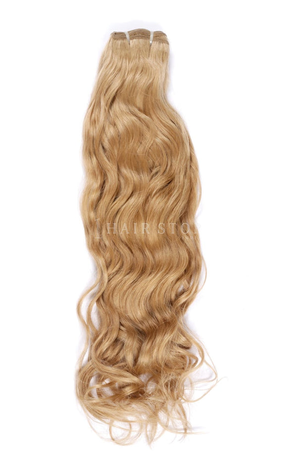 Dirty Blonde Machine Weft Bundles