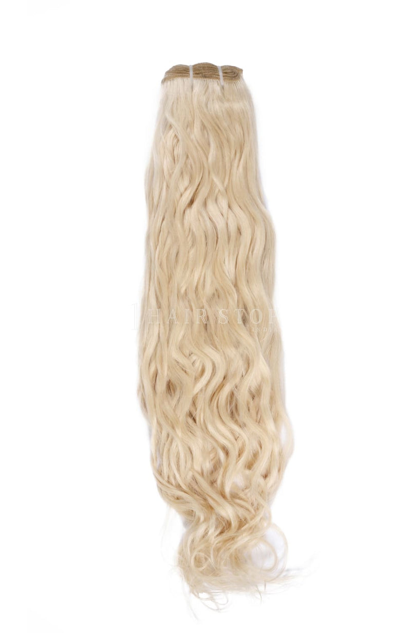 Blonde Hair Wefts