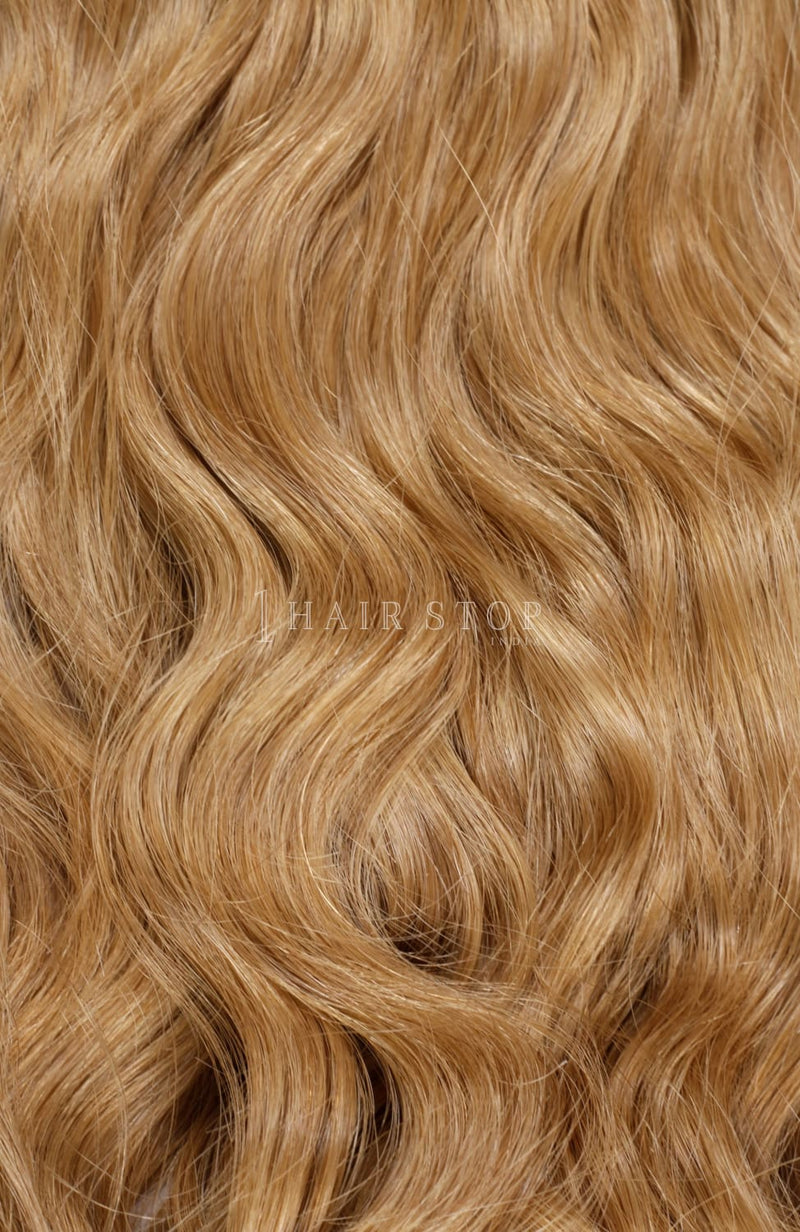 Wavy Blonde Hair Bundles