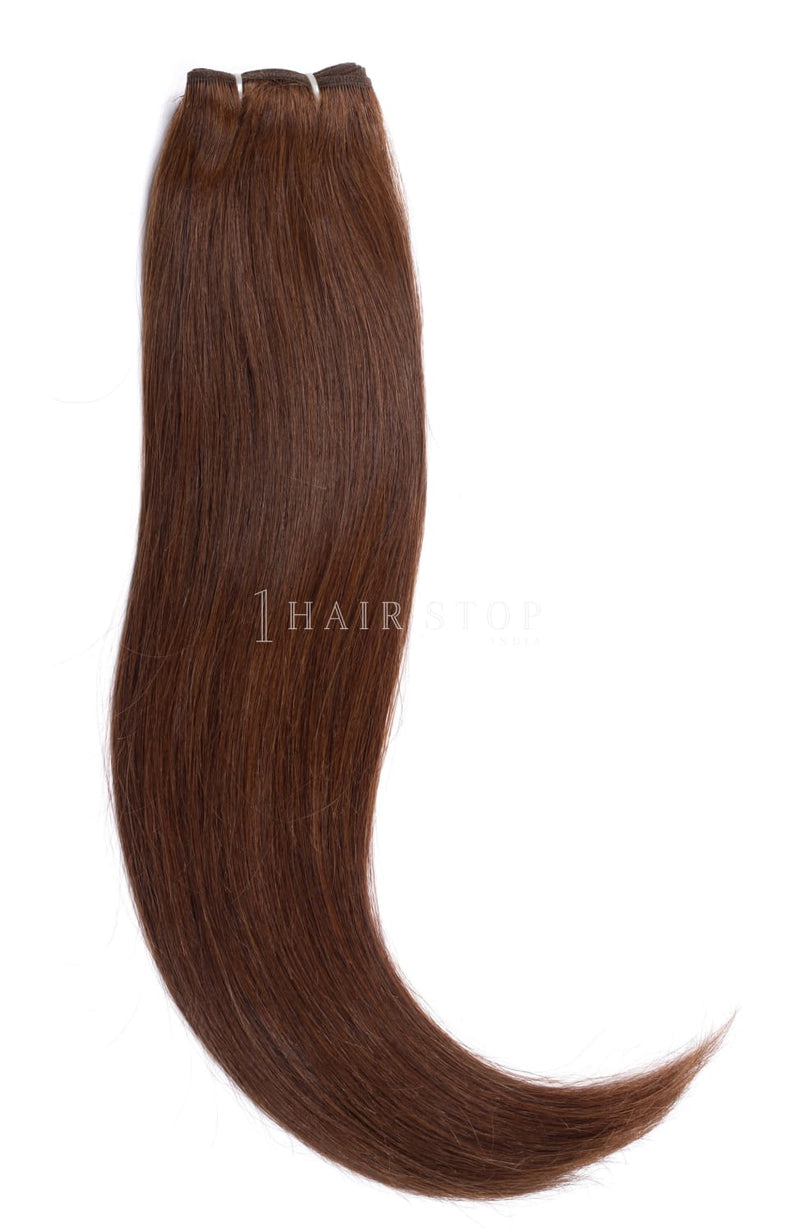 Straight Brown Hair Bundles
