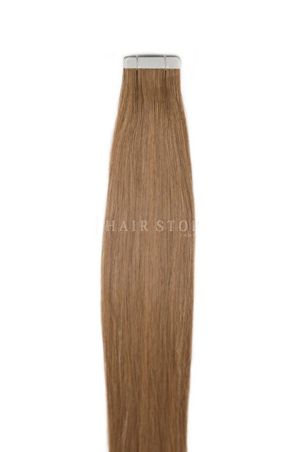 Light Brown Tape-in Extensions