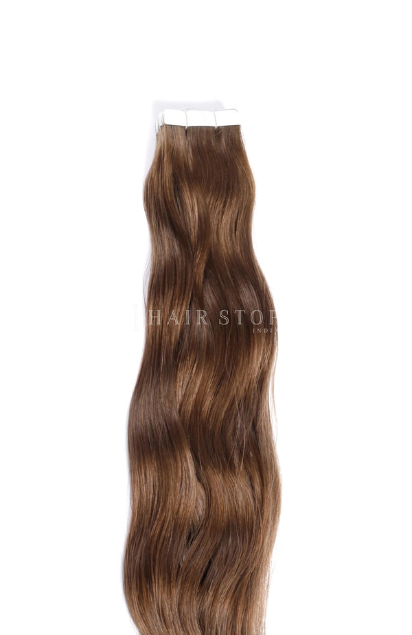 Bronzed Brown Tape in Extensions