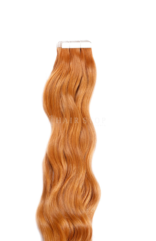 Orange Tape in Extensions