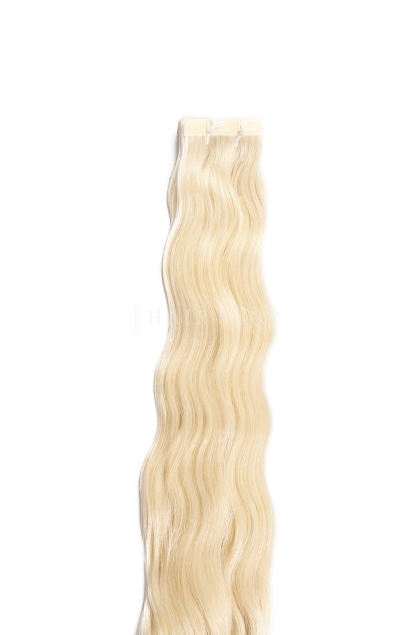 platinum blonde tape in extensions