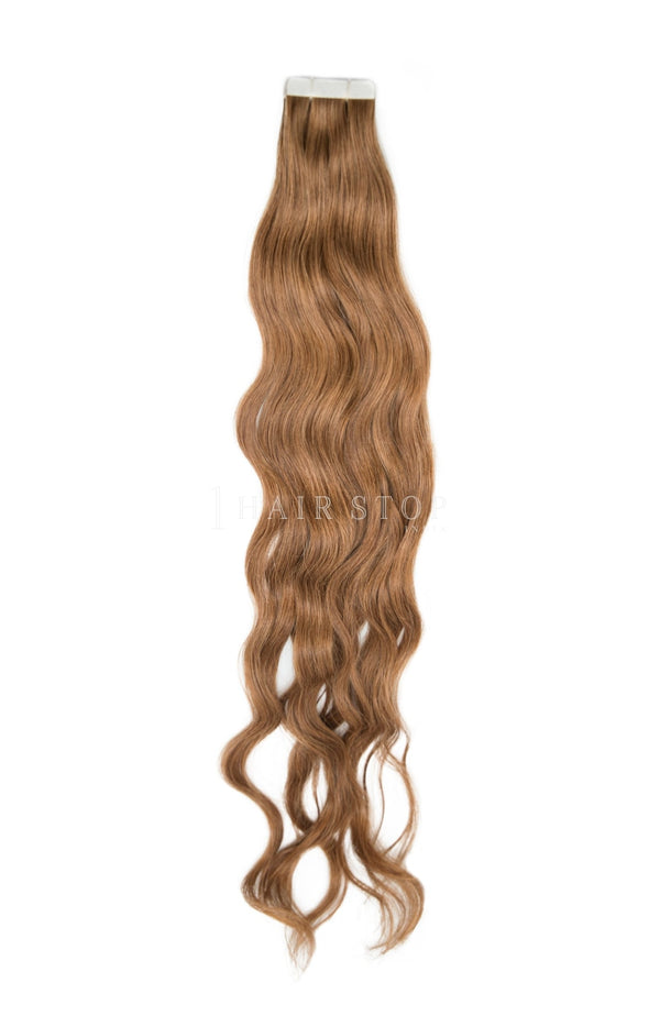 Brown tape extensions
