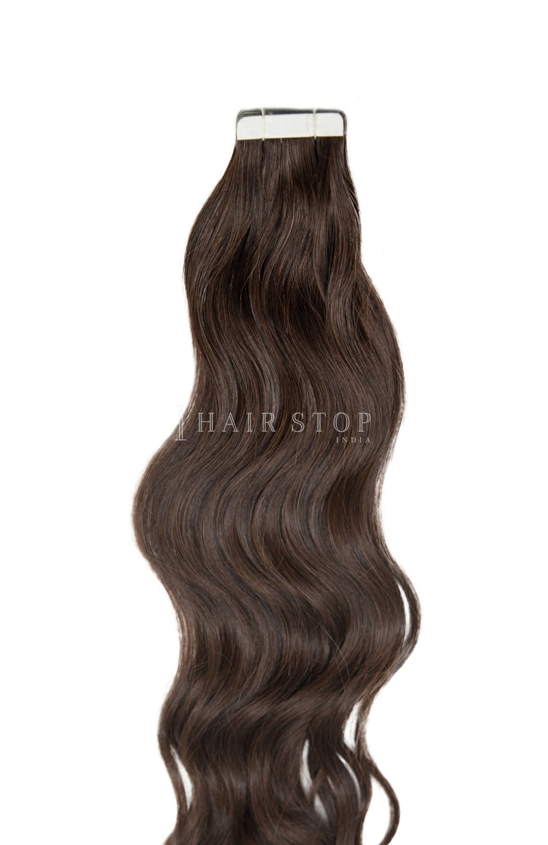 Tape-in Extensions - Hair Extensions