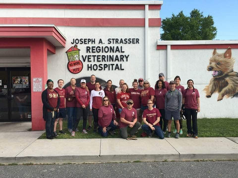 Jax Noles in Action Service Day 2019