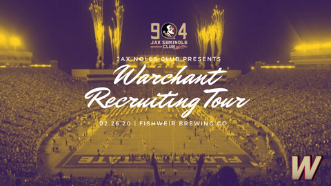 Warchant Recruiting Tour
