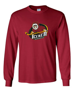 Jax Icemen Long Sleeve T-Shirt LIMITED QUANTITIES