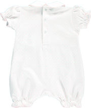 Jemima Puddle Duck Smocked Romper