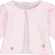 Flopsy Matinee Knitted Cardigan For Girls