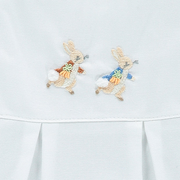 Peter Rabbit and Benjamin Bunny Dungarees