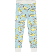 Boys Banana Pyjama Set