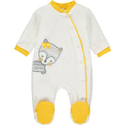 Unisex Little Fox Babygrow
