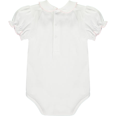Jemima Puddle Duck Puff Sleeve Bodysuit