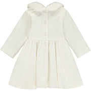 Baby Girls White Dress