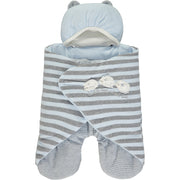 Baby Boys Wrapover Baby Nest
