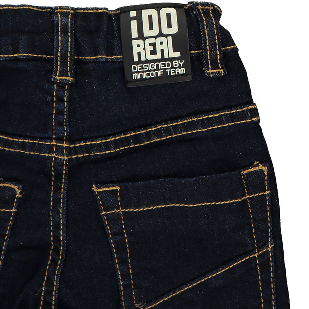 Boys Cotton Jeans