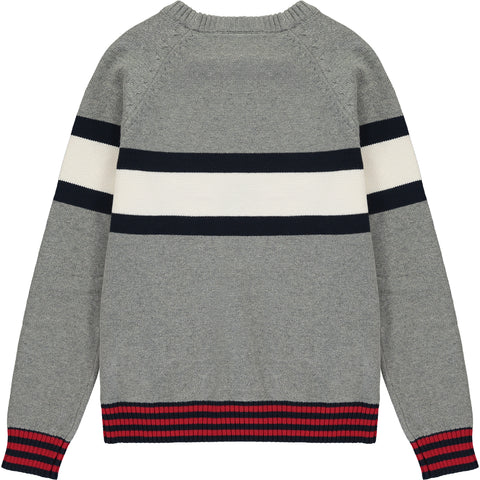 Boys Knitted Jumper