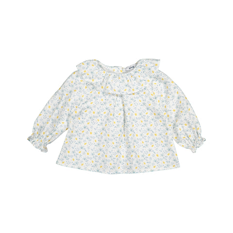 Baby Girls Cotton Blouse