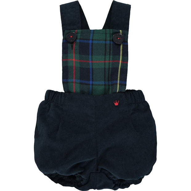 Baby Boys Bodysuit and Shorts Outfit Set