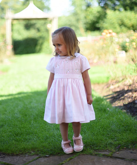 Baby Girl Light Pink Dress