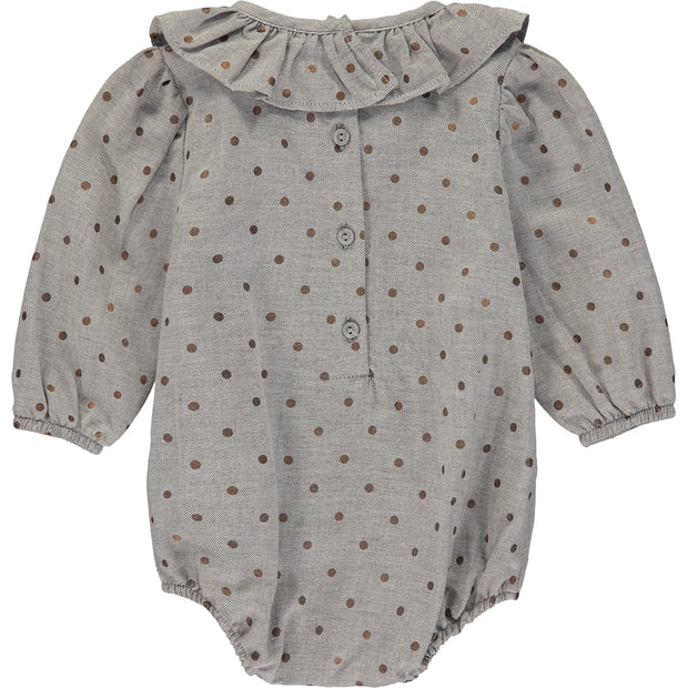 Baby Girls Cotton Bodysuit