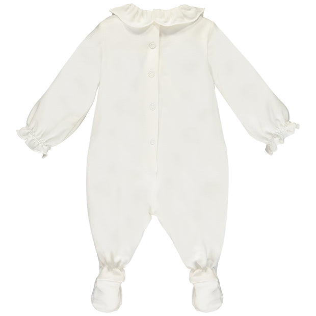 Baby Girl Cotton Babygrow