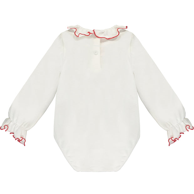 Baby girl Cotton Bodysuit