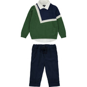 Boys Smart 3 Piece Outfit Set