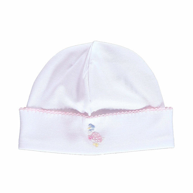 Jemima Puddle Duck Baby Hat