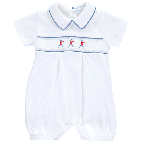 Toy Soldiers Romper