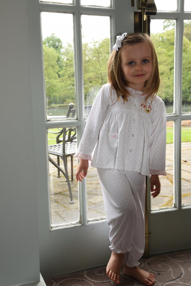 Girls Flopsy Bunny Pyjamas