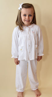 Girls Pyjamas Jemima Puddle Duck