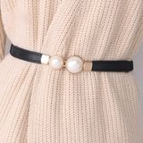 Double Pearl Belt