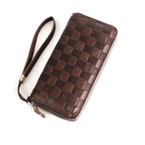 Tile Leather Wallet