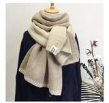 Alluring Winter Warm Scarf