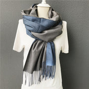 Double-side Cashmere Scarves