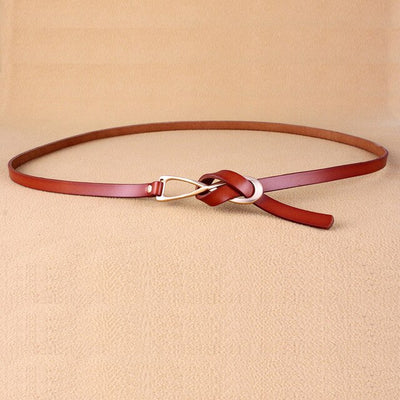 Infinity Knotted Belt