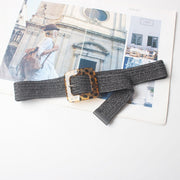 Knitted Elastic Belt