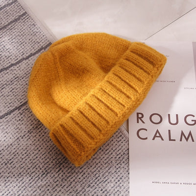 Winter Rabbit Beanies