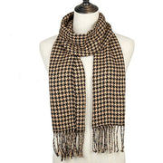Chequered Scarves